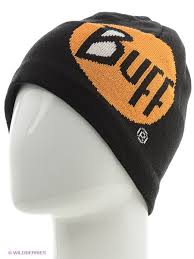 <b>Шапка BUFF KNITTED</b> HATS <b>BUFF</b> LOGO BLACK <b>Buff</b> 2362555 в ...
