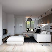 modern floor lamp feats leather sectional sofa design also cool living room track lighting blue track lighting