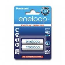 <b>Аккумулятор PANASONIC</b> Eneloop <b>AAA</b> 750 2BP
