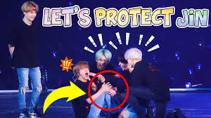 Let's protect <b>Jin BTS</b> - YouTube