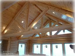 lighting for open beam ceilings mini downlight results from type of lighting housings pegasus lighting exposed roof trusses pinterest angled beams lighting