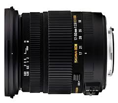 Купить по низкой цене <b>Объектив Sigma AF 17-50 mm</b> f/2.8 EX DC ...