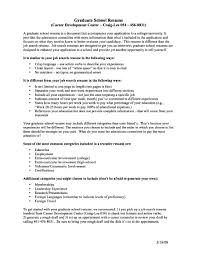 academic resume for graduate school samples examples academic resume for graduate school