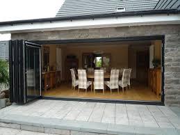 related innovative folding patio doors panoramic