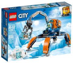 <b>Конструктор LEGO</b> City 60192 <b>Арктический</b> вездеход — купить по ...