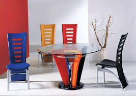 amazing modern dining chair and dining table with z shape and artistic curves for modern dining bedroomexciting small dining tables mariposa valley farm