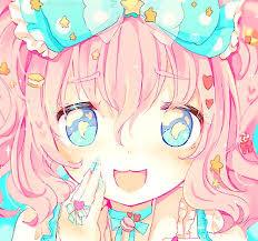 "Résultat de recherche d'images pour ""manga kawaii girl manga pink"""