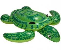 "<b>Intex Надувная игрушка</b>-<b>наездник</b> ""<b>Морская</b> черепаха Лил ..."