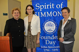 emily s heart updates a women s college education valuing i gave a speech at simmons college founder s day today there were multiple requests for a copy of the speech i don t see why i shouldn t post it here