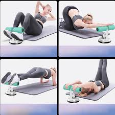<b>Portable</b> Sit-up <b>Machine</b> Suction Cup <b>Belly</b> Abdominales Sit Up ...