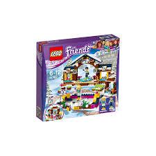 Конструктор <b>LEGO FRIENDS</b> Горнолыжный курорт: каток 41322 ...