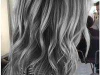 Серые оттенки <b>волос</b>