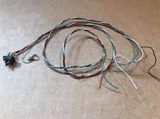 tonearm plug bic turntable tonearm wiring harness w plug ground for models 1000 981 980 960