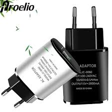 <b>Proelio</b> USB Charger <b>Quick Charge 3.0</b> For iphone X Samsung ...