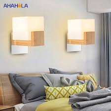 <b>Modern</b> Led Wall Lamp <b>Bedside Bedroom</b> Lamp <b>Modern Nordic</b> ...