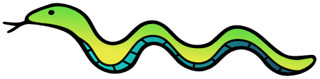 Image result for clip art snake