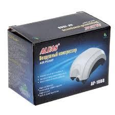 <b>Компрессор</b> одноканальный mini 1.6 л/м, <b>ALEAS AP</b>-<b>1688</b> — цена ...