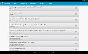 get hired job search android apps on google play get hired job search screenshot