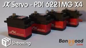 • <b>JX</b> servo - <b>PDI 6221MG</b> - Unboxing • - YouTube