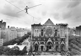 Image result for PHILIPPE PETIT