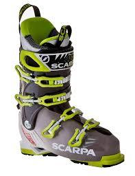 <b>Горнолыжные ботинки Scarpa Freedom</b> - купить в интернет ...