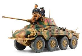 1/35 German Heavy Armored <b>Car</b> Sd.Kfz.234/2 Puma