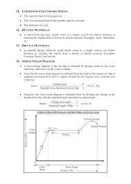 strength of materials lecture notes civil engineering  the document