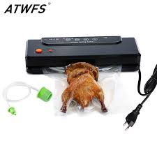 ATWFS <b>Household</b> Multi function Best Food <b>Vacuum Sealer</b> Saver ...