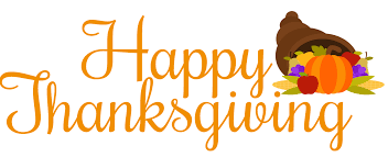 Image result for clip art happy thanksgiving