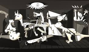 gdci visual arts grade painting analysis guernica by pablo grade 12 painting analysis guernica by pablo picasso