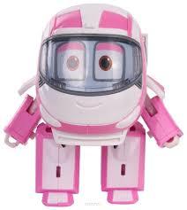 Купить <b>Трансформер</b> Silverlit <b>Robot Trains</b> Макси 80182 <b>розовый</b> ...