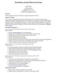 financial analyst resume samples resume junior financial analyst financial analyst resume samples resume application analyst mini st application analyst resume