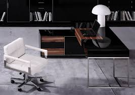 awesome cool desk contemporary office desk alluring gray office desk