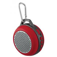 Беспроводная <b>колонка Perfeo SOLO</b>, красный — купить в ...