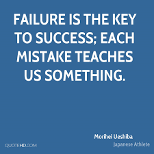 great knowledge quotes educational quotes funderstanding failure is the key to success quote