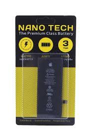 аккумулятор nano tech 1440mah для apple iphone 5