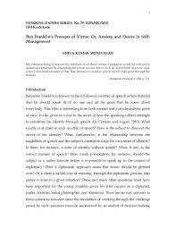 benjamin franklin term paper    report   web fc  combenjamin franklin   papers