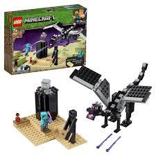 <b>Конструктор LEGO Minecraft</b> 21151 <b>Последняя</b> битва, артикул ...