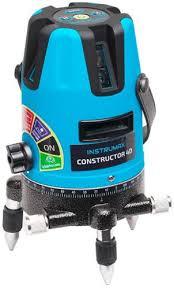 Купить <b>Лазерный нивелир INSTRUMAX Constructor</b> 4D Set (IM0114)