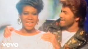 George Michael, <b>Aretha Franklin - I</b> Knew You Were Waiting (For Me ...