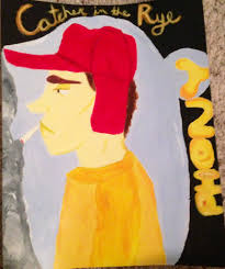 dane dehaan for holden caulfield anyone dane dehaan holden caulfield painting i did catcher in the rye