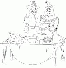 Small Picture Awesome Thanksgiving Food Coloring Pages Pictures Coloring Page