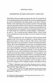 plessy vs ferguson summary essay order essay cheap link springer com washington du bois and plessy v ferguson