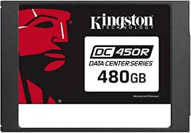 Kingston Digital 480GB DC450R Entry LVL ENT/SVR ... - Amazon.com