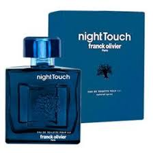 <b>Franck Olivier Night Touch</b> EDT 100ml Perfume For Men -Best ...