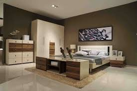 furniture impressive bedroom design ideas with wooden bed mattress and headboard also pillows bedside cabinet wardrob best modular furniture