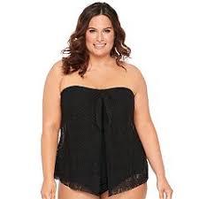 Women's <b>Bandeau Swimsuits</b> Tops: Shop Cute Swimwear ...