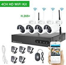 Outdoor Wireless Camera Kit - Amazon.co.uk