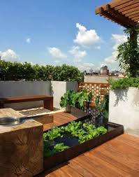 Small Picture Roof Deck Garden Design Ideas The Garden Inspirations