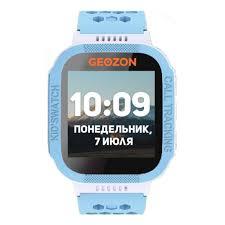 Детские <b>умные часы Geozon</b> Class Blue — купить в интернет ...
